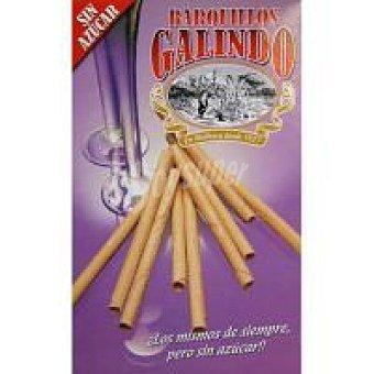 Galindo Barquillo sin azúcar Caja 120 g