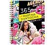 Agenda escolar 2020-2021, martina d'antiochia. Editorial Montena.  Montena