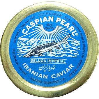 Caspian Pearl Caviar iraní beluga imperial esturión huso tarro 30 g Tarro 30 g
