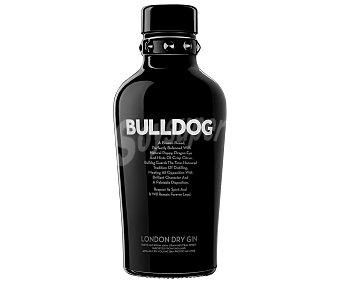 Bulldog Ginebra clásica tipo London Dry Gin, importada de Inglaterra botella de 1 l