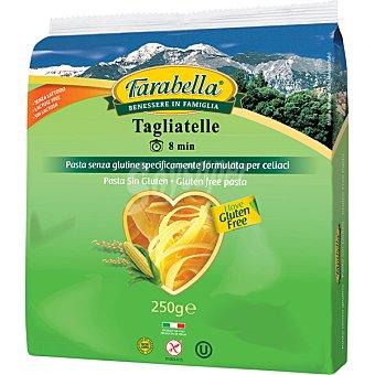 FARABELLA Tagliatelle sin gluten sin lactosa Envase 250 g