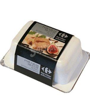 Carrefour Selección Foie grass entero de pato con corazón de hogos Envase de 200 gr