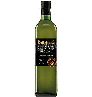 Bargallo Aceite de oliva virgen extra picual 750 ML
