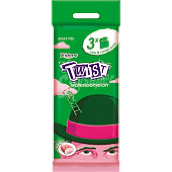 Chicle trid.twist sandia 3 UNI