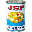 cóctel de frutas lata 420 g Jsp