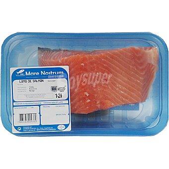 Mare Nostrum Lomos de salmón noruego peso aproximado Bandeja 450 g