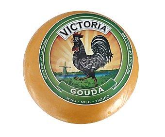 Victoria Queso Gouda tierno 350 gramos aproximados