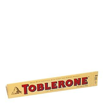 Toblerone Barras de chocolate con leche 50 g