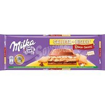 Milka Chocogalleta Tableta 300 g