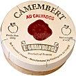 E. Camembert Calvados queso de importación Francia pieza 250 g Graindorge