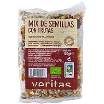 Veritas Mix pipa-frutas Bolsa 150 g