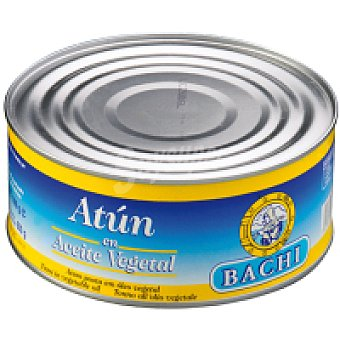 BACHI Campos Atún en aceite Lata 1 kg