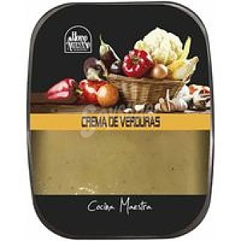 HORNO ARTESANO Crema de verdura Bandeja 300 g