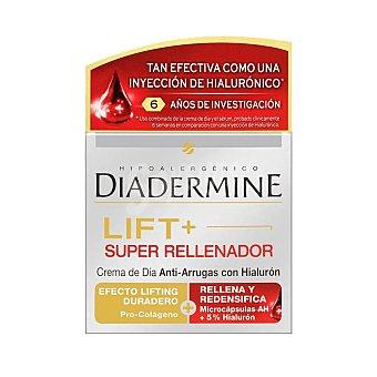 Diadermine Crema lift+super Rellenador de día Tarro 50 ml