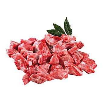 Carrefour Costilla de cerdo troceada para guisar Bandeja de 650 g
