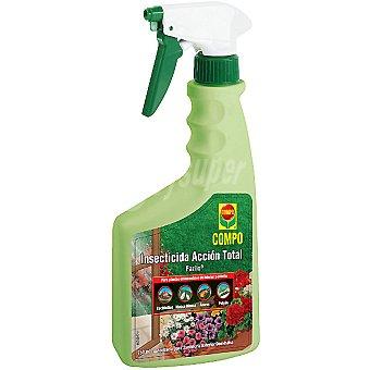 Compo Insecticida accion total autorizado para jardineria exterior domestica pistola 750 ml 750 ml
