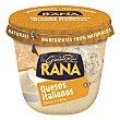 Salsa fresca de quesos italianos Envase 180 g Rana