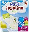 Postre lácteo sabor pera 4 unidades de 100 g Iogolino Nestlé