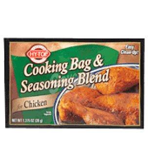 Hy.Top Bolsa de cocina con condimentos para pollo 1 ud