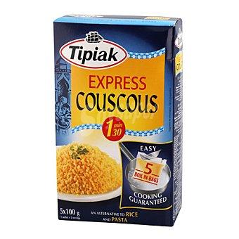Tipiak Cous Cous Express Pack de 5x100 g