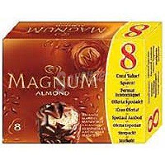 Magnum Frigo Magnum almendrado Pack 8x110 ml
