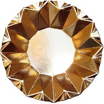 P & H bol bali Oro 16 cm Paquete 6 unidades