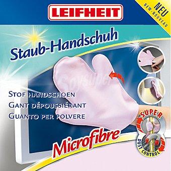 Leifheit Guante Microfibre quitapolvo Envase 1 unidad