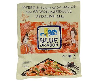 Blue Dragón Salsa wok agridulce 120 gramos