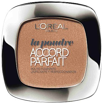 Accord Perfect L'Oréal Paris Polvo compacto R7 l`oreal Pack 1 unid
