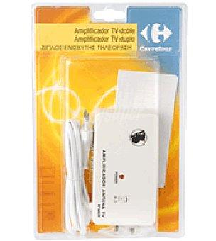 Carrefour Amplificador TV 1 unidad