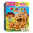 Galletas de cereales y cacao con forma de dinosaurios 120 g Dinosaurus Artiach