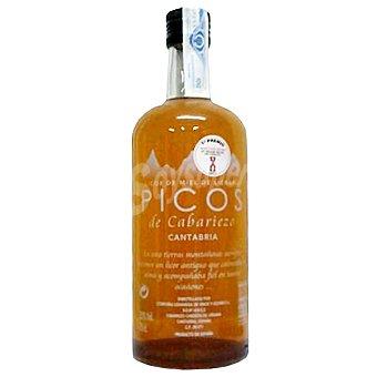PICOS de CABARIEZO Licor orujo de miel Cantabria botella 70 cl Botella 70 cl