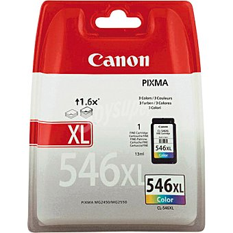 CANON Pixma CL-546XL cartucho de tinta color