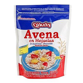 Qikely Cereales avena en hojuelas 350 g