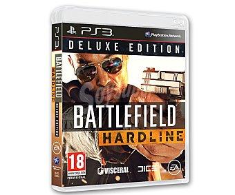 ACCIÓN Battlefield Hardline Ps3