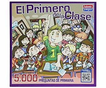 FALOMIR JUEGOS Juego de Mesa El 1º de la Clase, de 2 a 6 Jugadores 1 Unidad