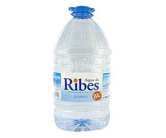Aigua de Ribes Agua Garrafa de 8 l