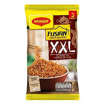 Oriental Pasta Fusian Classic al toque de ajo XXL Maggi 185 g