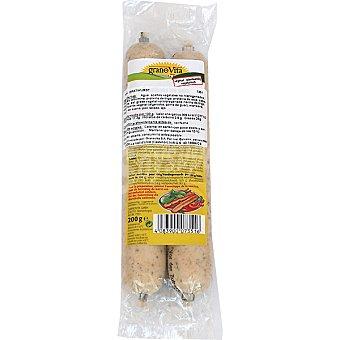 Granovita Salchicha vegetal Pack 2 bolsa 200 g