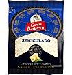 Queso semi rallado 110 g García Baquero