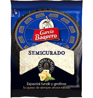 QUESO G.BAQUERO SEMI RALLADO 130 GRS