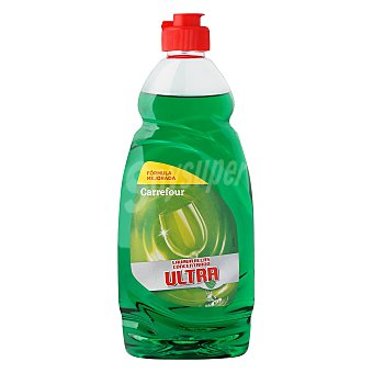 Carrefour Lavavajillas a mano Concentrado ultra 500 ml