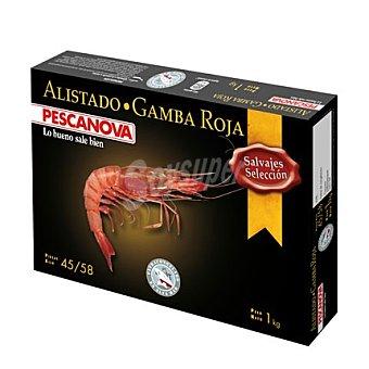 Pescanova Gamba roja salvaje 1 kg
