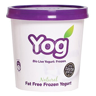 YOG Yogur helado natural Tarrina 172 ml