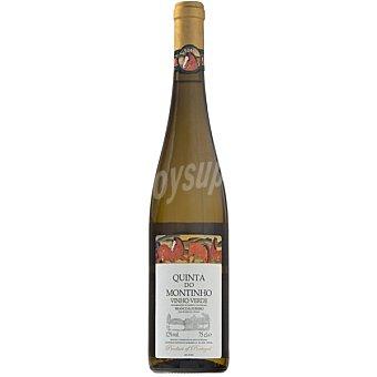 QUINTA MONTINHO Vino verde loureiro Portugal Botella 75 cl