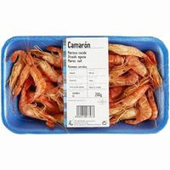 Camarón cocido Bandeja 200 g