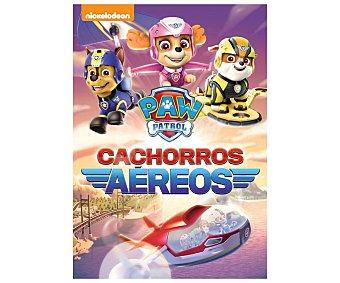 Nickelodeon Patrulla Canina 9: Cachorros aereos, 2017, película en Dvd. Género: Animación, infantil, aventuras. Edad: Preescolar