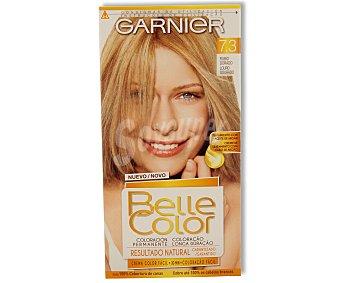 Belle Color Garnier Tinte rubio dorado 7.3 1 unidad