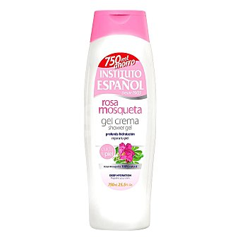 Instituto Español Gel de baño rosa de mosqueta 750 ml