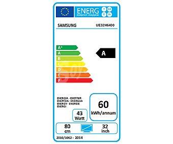 """Samsung Televisión 32"""" LED 32H6400 1 unidad"""
